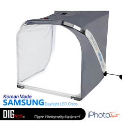 iPhotoTent Mini Studio (Backlight System) 40cm